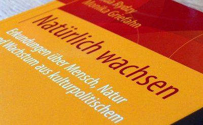"""""""Natürlich wachsen""""-Lesung in Hannover"""