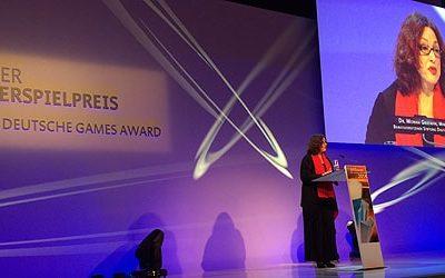 Deutscher Computerspielpreis vergeben