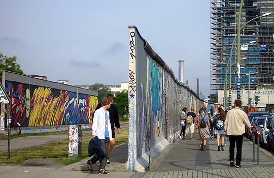 Mauerrest, Berlin