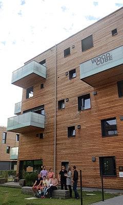 Woodcube Hamburg-Wilhelmsburg