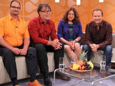 Monika Griefahn im TV: Lust auf Konsum! Schnäppchen erlaubt?