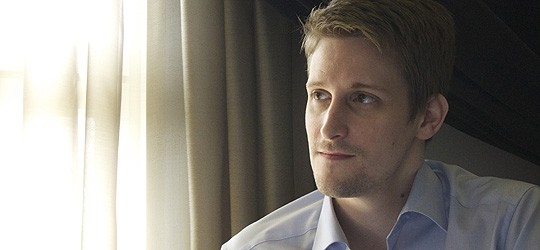 Edward Snowden ( Foto: The Guardian)