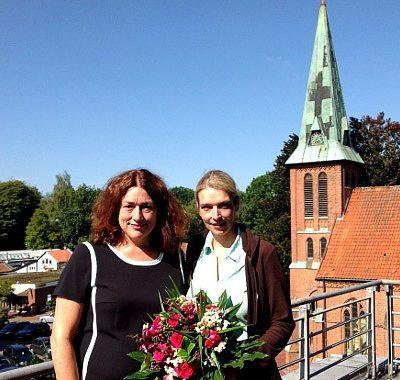 """Abgeordnete Svenja Stadler setzt """"Gesicht zeigen!"""" im Landkreis Harburg fort"""
