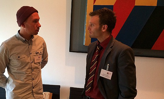 Michael Spitzbarth und Michael Korndörfer._blog