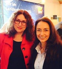 Monika Griefahn, Yasmin Fahimi