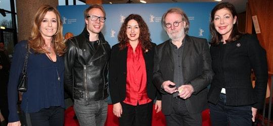 Berlinale - mit Benny Andersson von ABBA.