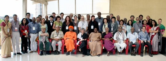 Right Livelihood Laureates and observers at Asian Regional Confe