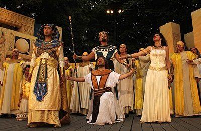 """Aida"" in Eutin"