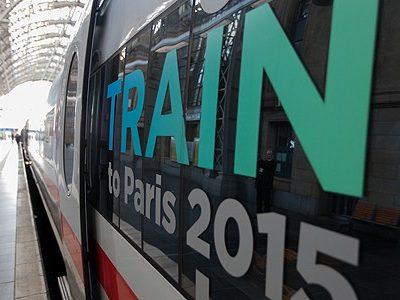 """""""Train to Paris"""": Unternehmer in der Verantwortung"""