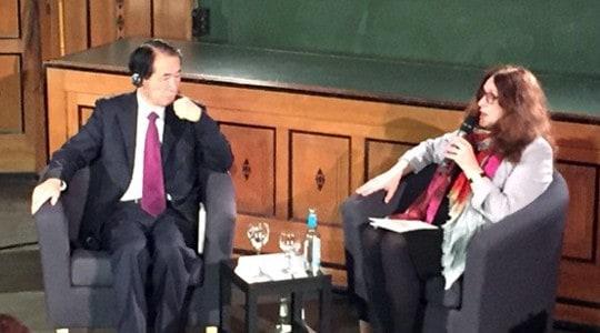 mit japanischen Ex Minister Nato Kan_blog