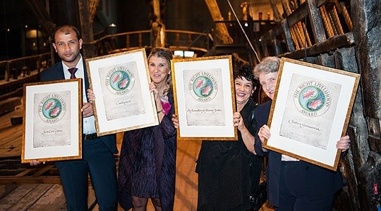 Right Livelihood Award 2016 Stockholm 11 / 2016 Photo: Wolfgang Schmidt