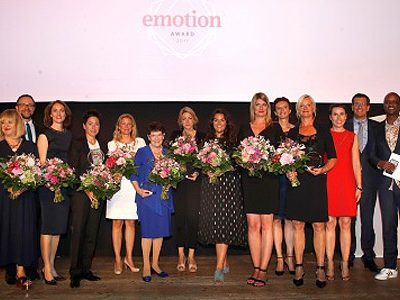 Emotion Award – A Prize for women who inspire