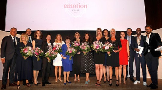 Foto: Franziska Krug/Getty Images for Emotion.award