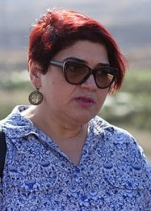 Khadija Ismayilova (Azerbaijan) - Laureate Right Livelihood Award 2017