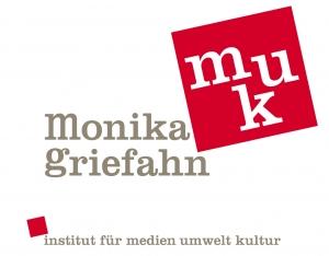 Logo Monika Griefahn GmbH institut für medium umwelt kultur