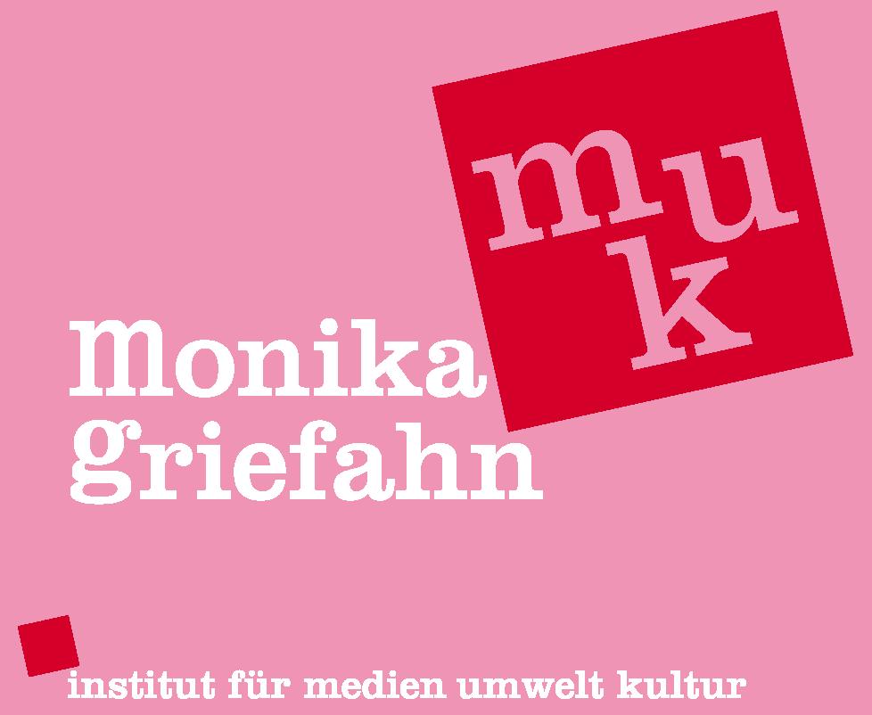 Logo Monika Griefahn GmbH/institut medien umwelt kultur