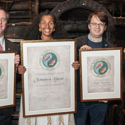 Right Livelihood Awards Honour Inspiring Changemakers and Champions of Justice