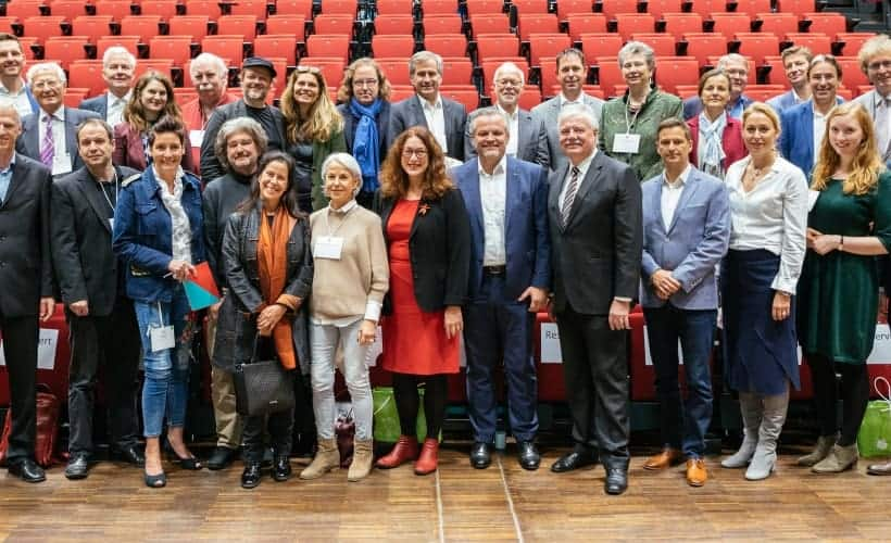 Cradle to Cradle Congress 2017 in Lüneburg Foto: Max Arens
