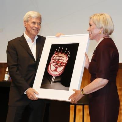 Umweltschutz und Digitalisierung hanseatisch – Michael Otto feiert seinen 75. Geburtstag auf seine Art
