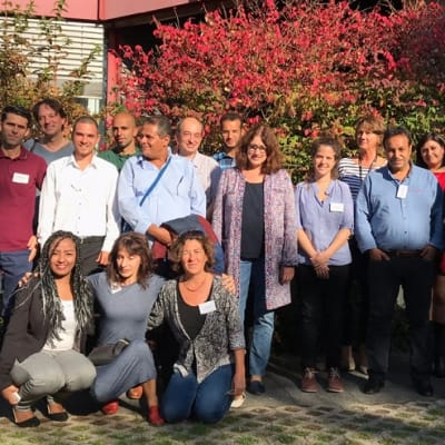 International activists – dedication and courage