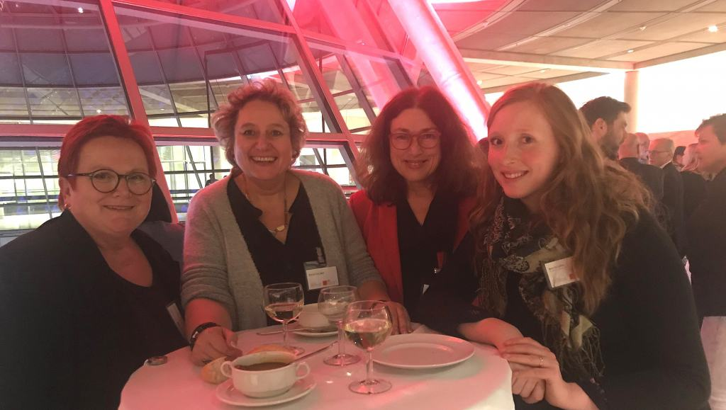 Social Democrats: Elke Ferner, Kerstin  Tack, Monika Griefahn, Nora Griefahn