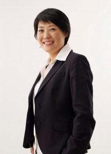 Portrait von Guo Jianmei