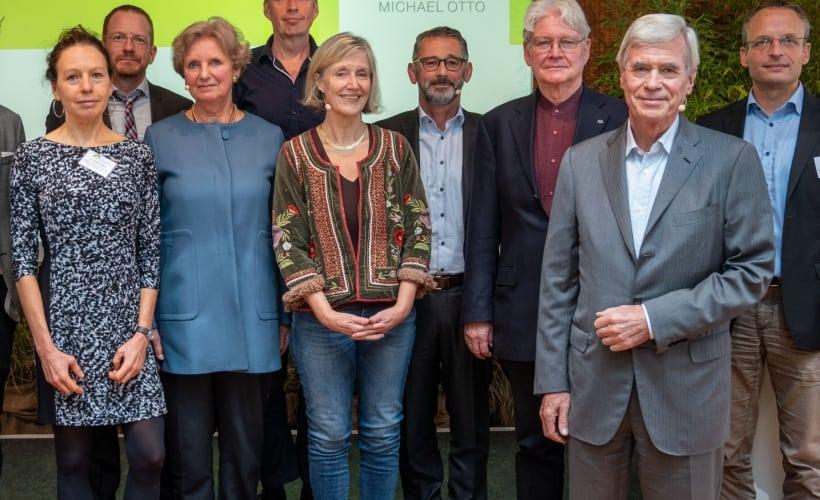 Teilnehmer der 16. Hamburger Gespräche für Naturschutz