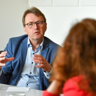 Gespräch mit Jürgen Schnitzmeier von ZENIT