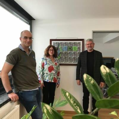 Zu Gast im Max-Planck-Institut für Chemische Energiekonversion