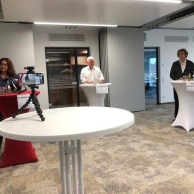 """Runder Tisch """"Wirtschaft nach Corona"""": Mülheim als Innovationsstandort"""