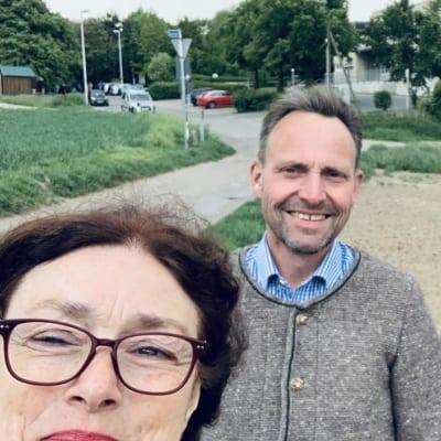 Unterwegs mit Mülheimer Landwirten