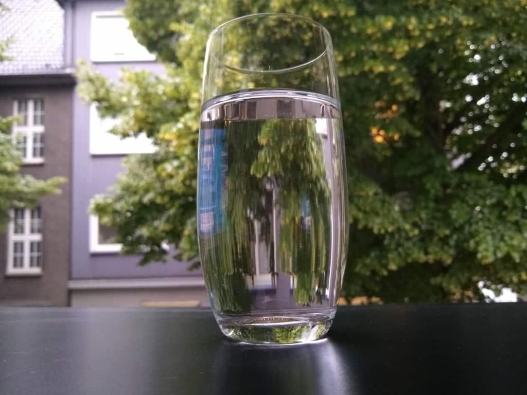 Wasser / Wasserglas