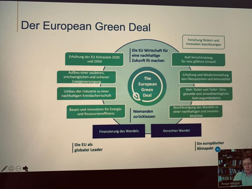 European Green Deal | Screenshot