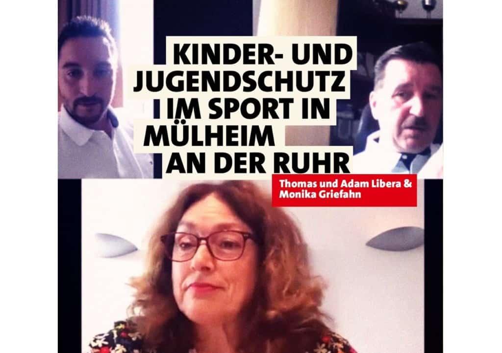 Kinder- und Jugendschutz im Sport in Mülheim an der Ruhr | Monika Griefahn
