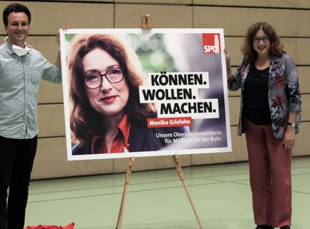 Wahlkampfmotto: Können. Wollen. Machen. | Monika Griefahn