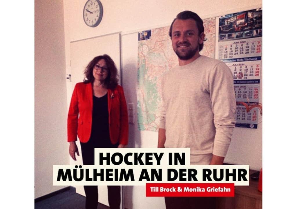 Till Bock & Monika Griefahn