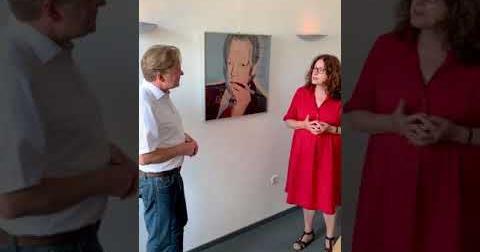 Thorsten Berg zu Gast bei Monika Griefahn