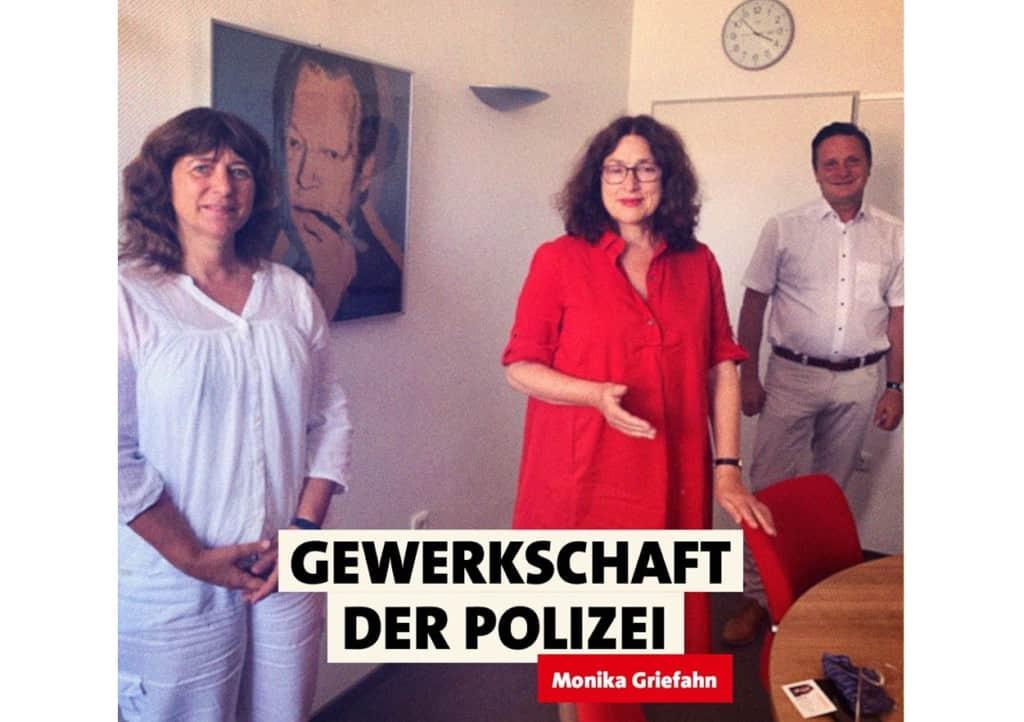 Gewerkschaft der Polizei | Monika Griefahn