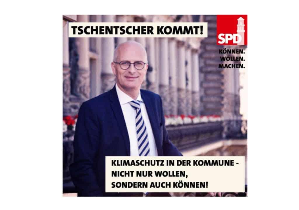 Peter Tschentscher kommt nach Mülheim!
