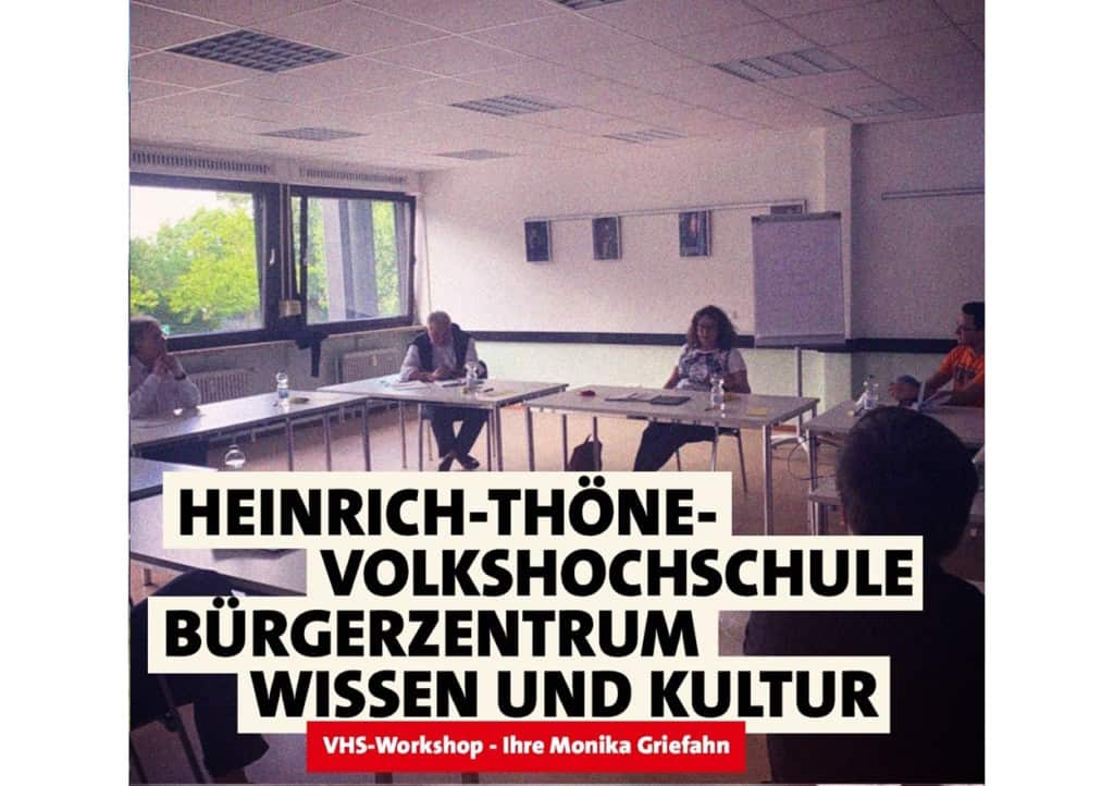 Heinrich-Thöne-Volkshochschule: Bürgerzentrum Wissen und Kultur