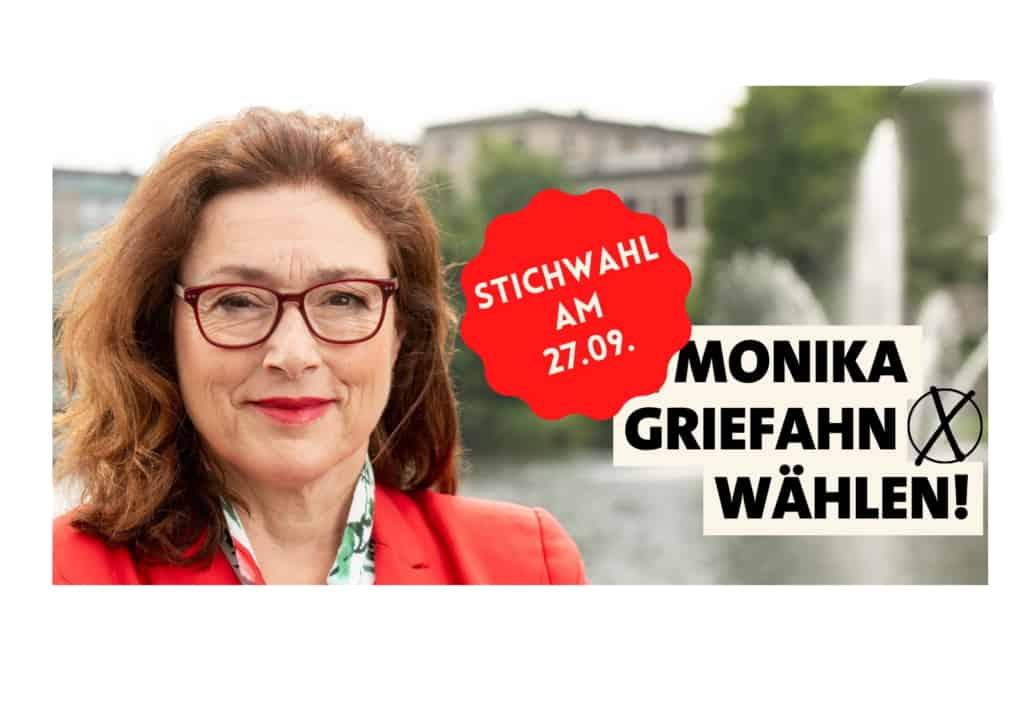 10 Gründe Monika Griefahn zu wählen