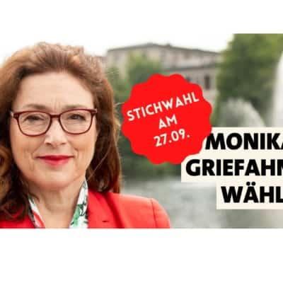 10 Gründe am 27.09. Monika Griefahn zu wählen