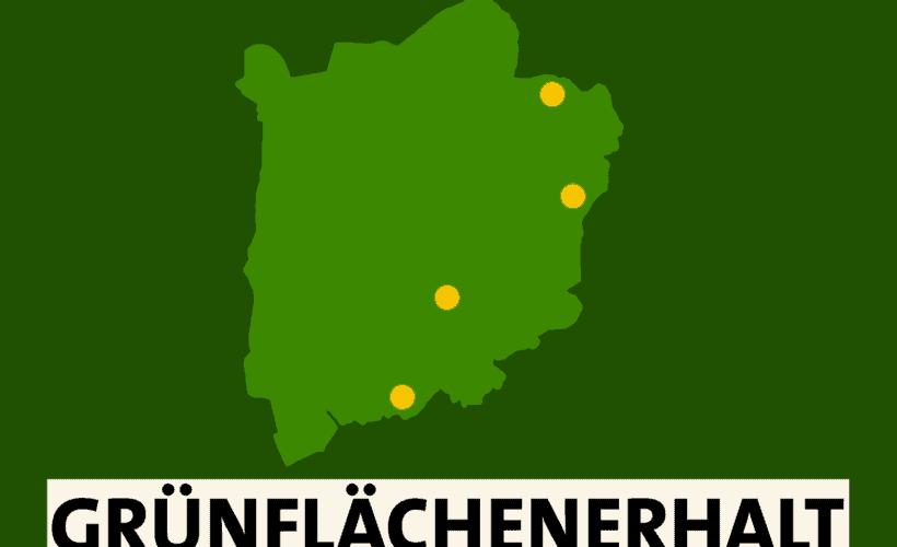 Grünflächenerhalt