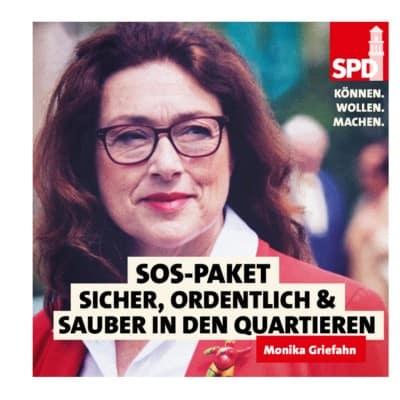 SOS: Sichere, ordentliche, saubere Quartiere für Mülheim!