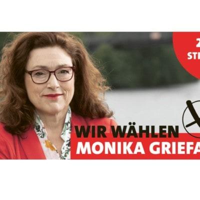 """Wählerinitiative """"Wir für Monika Griefahn"""""""