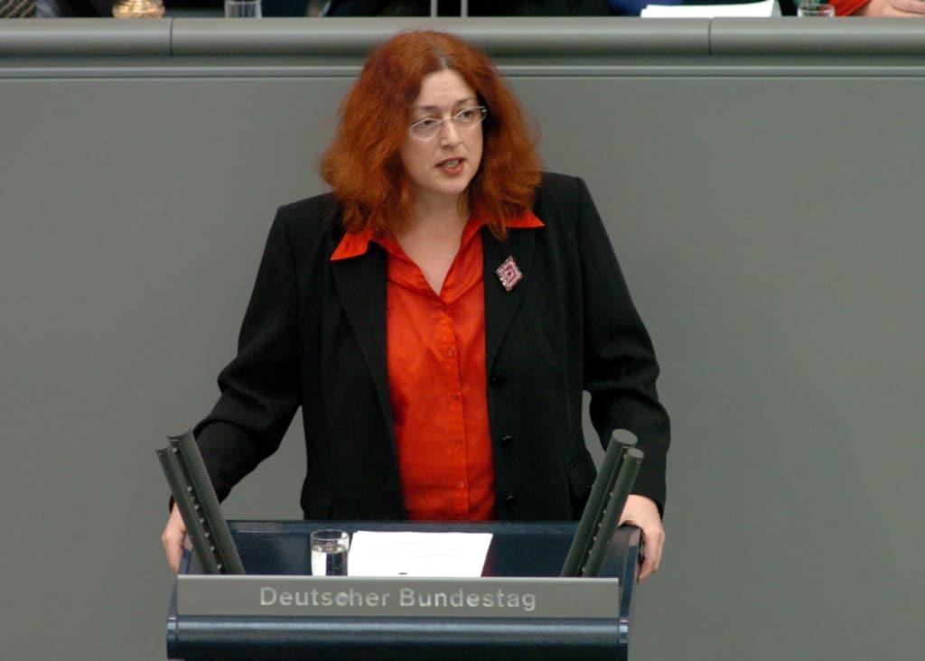 Monika Griefahn MdB a.D., © Deutscher Bundestag