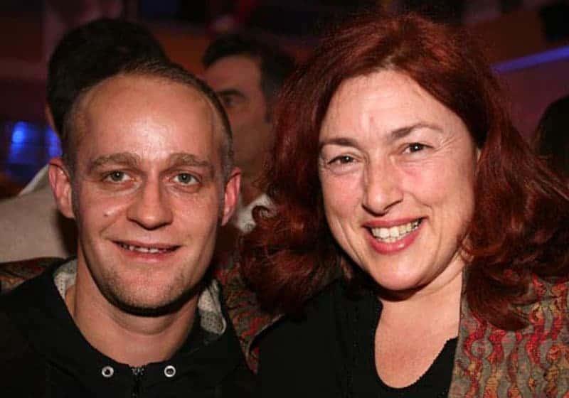 2006: Monika Griefahn mit Jürgen Vogel auf der Berlinale.