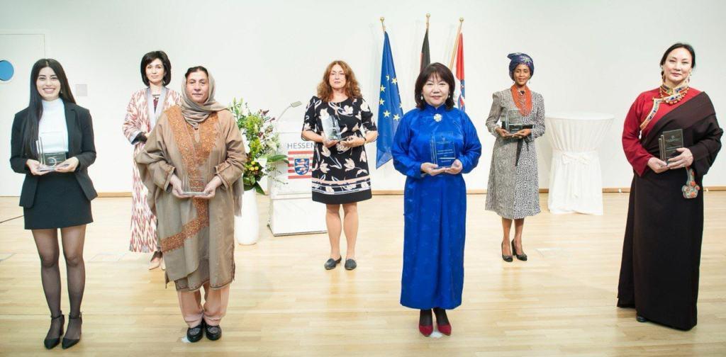 Die Preisträgerinnen