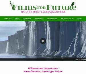 Screenshot Naturfilmfestival