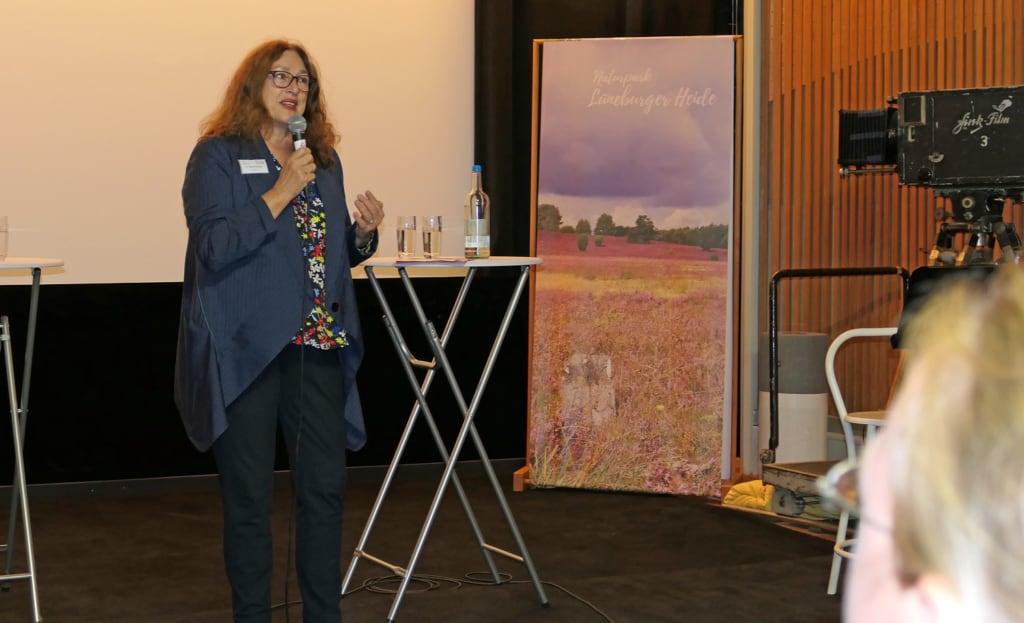 Monika Griefahn eröffnet das Naturfilmfest Lüneburger Heide